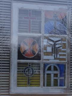 window at Whitestone