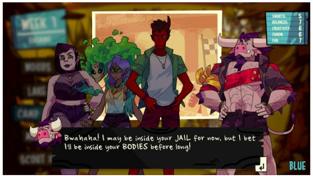 Review Game Monster Prom 2