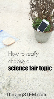 How to Pick the Best Science Fair Topic for Winning or Taking it Easy