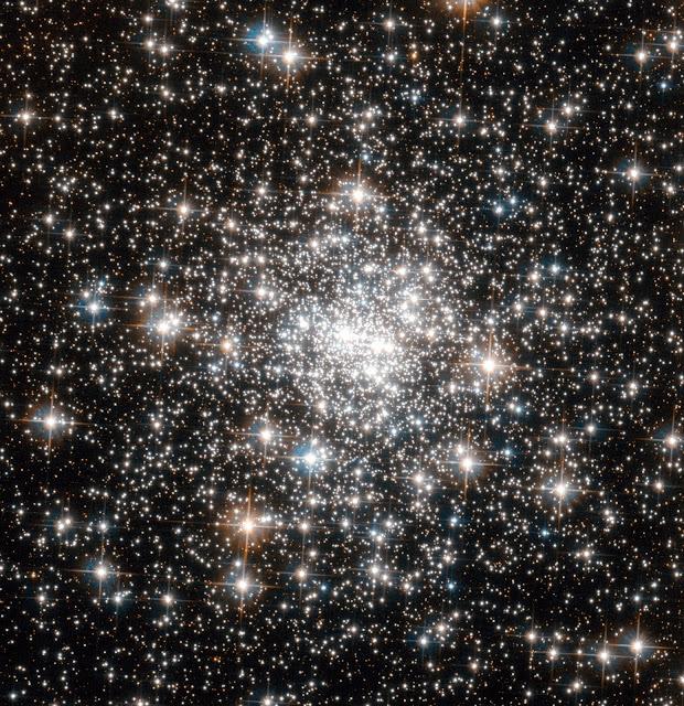 Globular Cluster NGC 6642