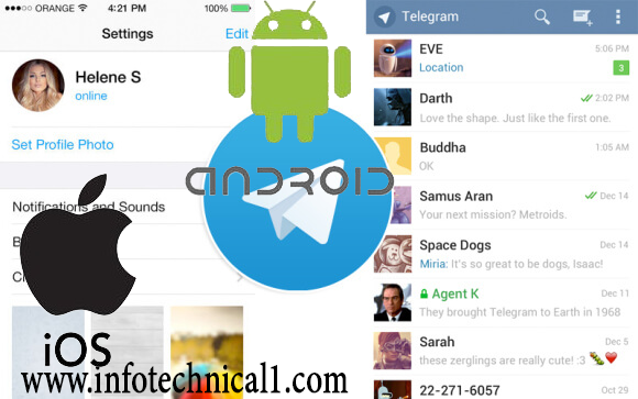 تحميل تطبيق التليجرام للاندرويد و الايفون 2020 | Download Telegram for Android and Iphone 2020