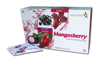 MANGOSBERRY Master AntiOxidant, Wealth Star7