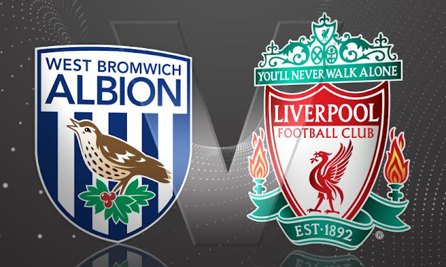 West Bromwich Albion vs Liverpool Full Match And Highlights