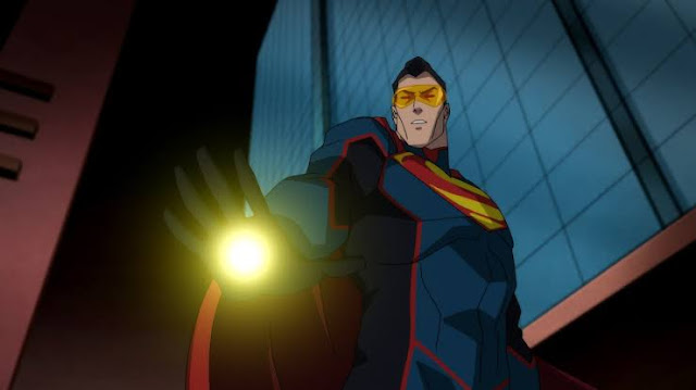 Screenshot Film Reign of Supermen (2019). 1
