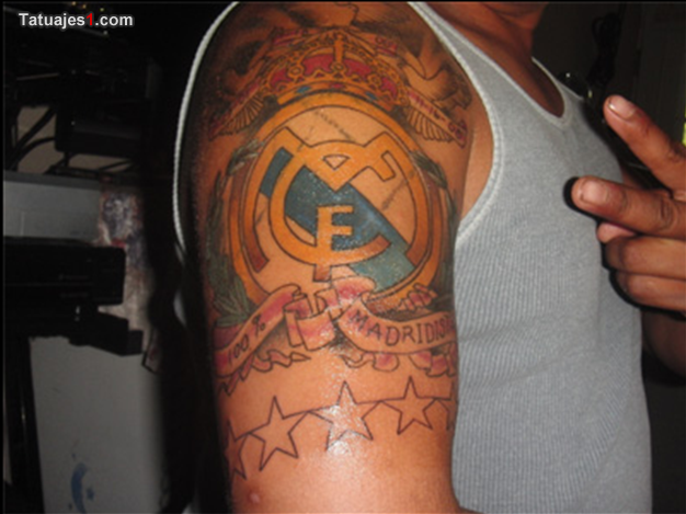 Real Tattoo: Ink: Real Madrid