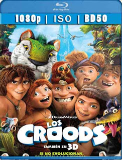The Croods (2013) BD50 [1080p] Latino [GoogleDrive] SilvestreHD