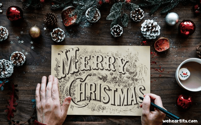happy christmas images 2019
