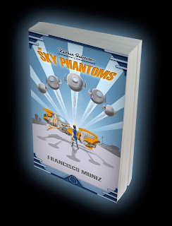 A science fiction novel for teens by Francisco Muniz