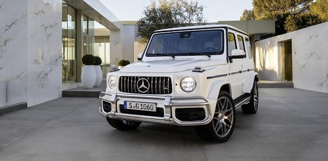 Project Geländewagen Hasilkan Mercedes G-Class Dengan Kemewahan Yang Tidak Biasa