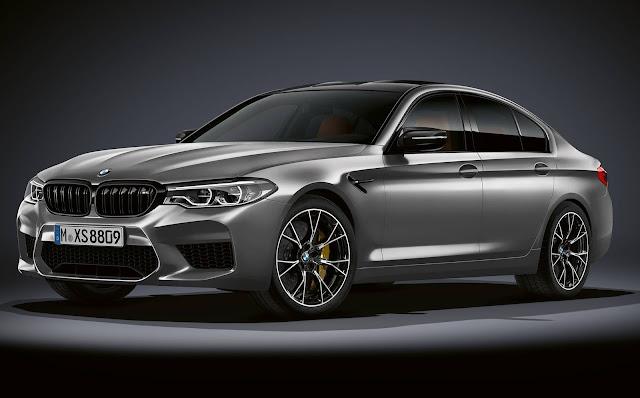 BMW M5 Competion 2019