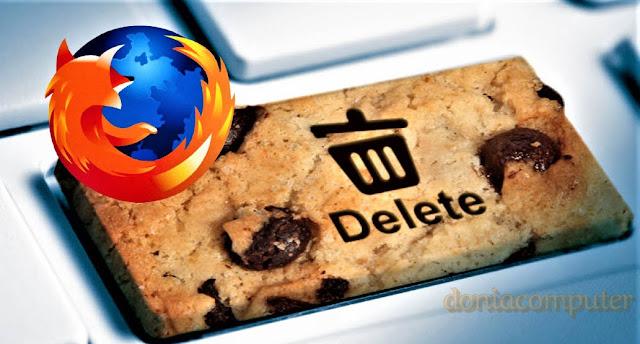 كيفية حذف ملفات الكوكيز بشكل آلي بعد اغلاق متصفح فايرفوكس