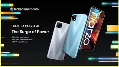 Realme Narzo 20 Pro Is Schedule For Sale Today Through Flipkart, Realme.com: Check Price, Specifications Here