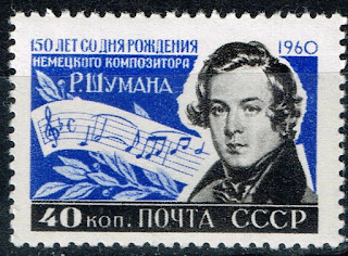 Russia  Robert Schumann