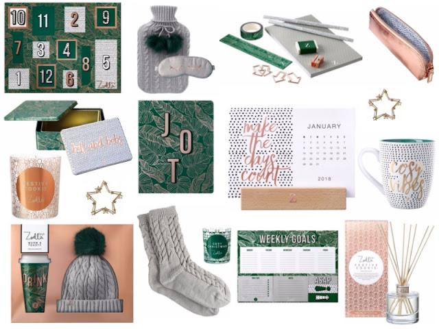 Zoella Lifestyle Christmas Range 2017 Boots