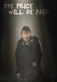 Ilustração sobre final 7º temporada The Walking Dead