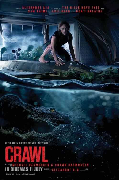 Review Filem Crawl