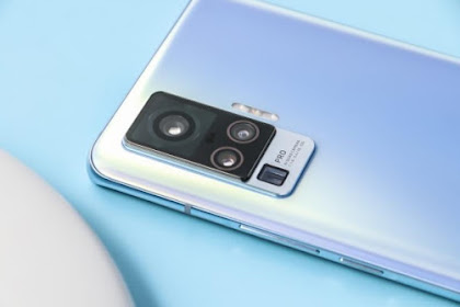 Vivo Membuat Smarphone Dengan Teknologi Gimbal Stabilization Pada Vivo X50
