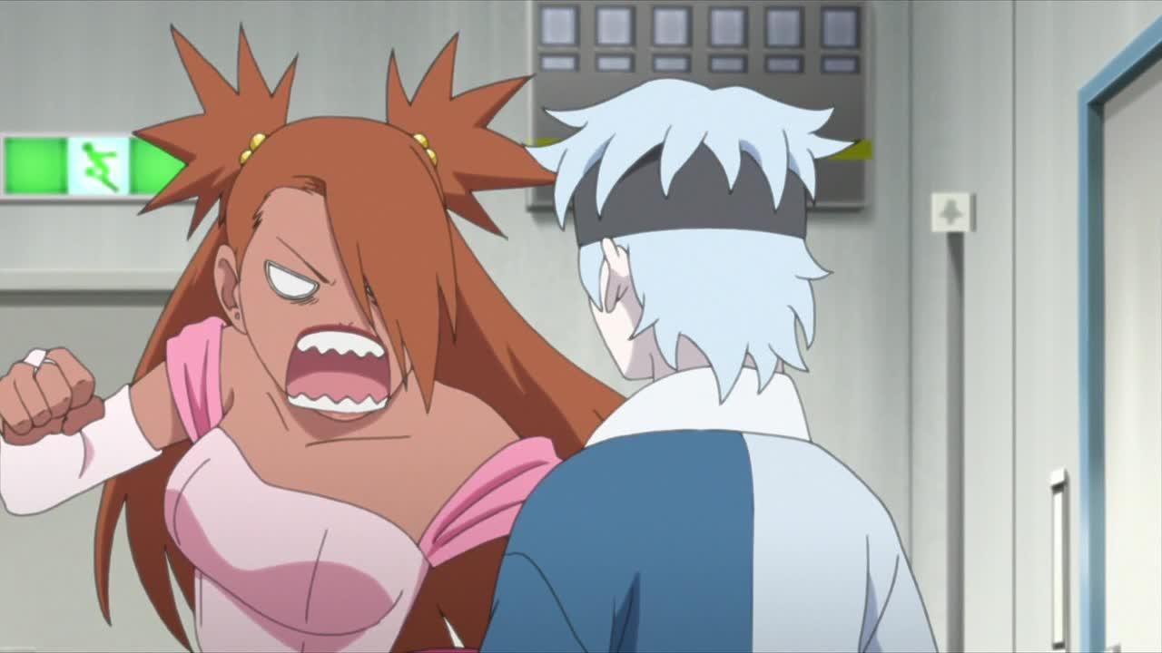 الحلقة 68 من أنمي بوروتو: ناروتو الجيل التالي Boruto: Naruto Next Generations مترجمة