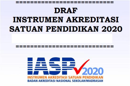 POS Akreditasi Sekolah dan Madrasah Tahun 2020