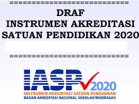 Instrumen Akreditasi Sekolah/Madrasah Tahun 2020 Terbaru