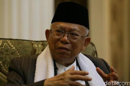 Jelaskan Posisi Ma'ruf di BUMN, TKN ke Tim Prabowo: Jangan Cari Kesalahan!