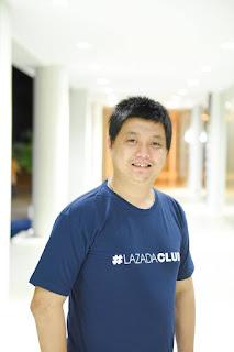 #LazadaClub #LazadaClubSurabaya City Leader Andhika Huang