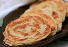 Cara Membuat Roti Cane (Maryam)