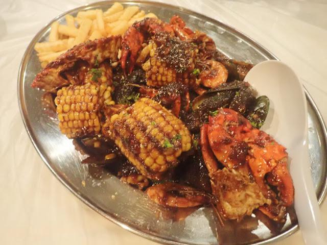 harga seafood boiled