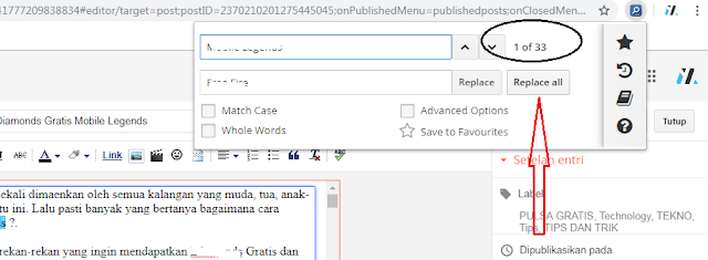 Edit Artikel Blog Otomatis 100% Artikel Berkualitas