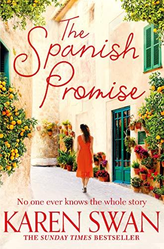 The Spanish Promise valentine day romantic books