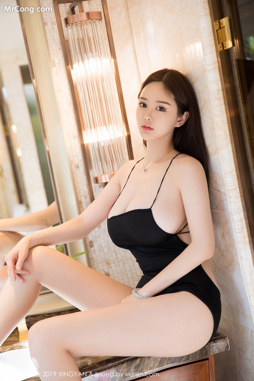 Image XingYan-Vol.124-Silvia-MrCong.com-024 in post XingYan Vol.124: 易阳Silvia (44 ảnh)
