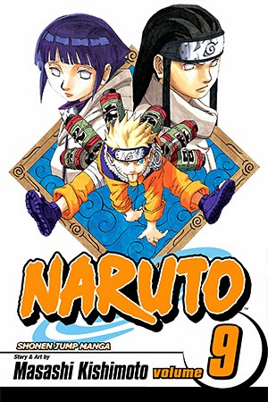 Naruto Tomo 9