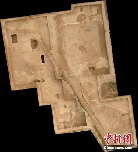 China's oldest imperial palace discovered in Shanxi