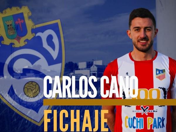 Oficial: Socuéllamos, firma Carlos Cano