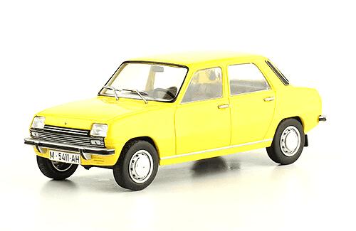 Renault Siete 1974 coches inolvidables salvat