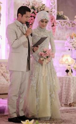 Contoh Gaun Pengantin Pernikahan Masa Kini