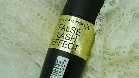 BLOGMAS #11 - MAX FACTOR FALSE LASH EFFECT - NAJGORA MASKARA IKAD?