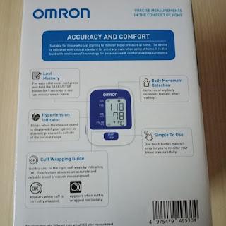 Tensimeter Digital Omron 8712 Automatic Original Garansi Resmi