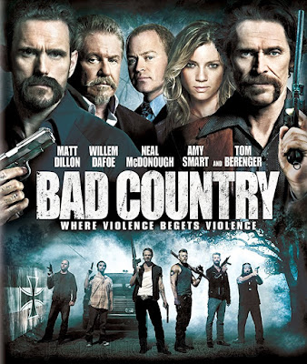 Sinopsis film Bad Country (2014)