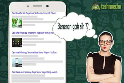 Login Whatsapp Tanpa Verifikasi