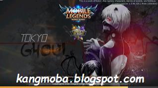 Script Background Loading Tokyo Ghoul 1