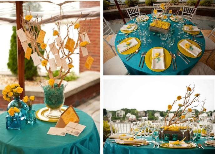 90 Decoração Casamento Azul Tiffany Royal Claro Escuro 45e7e0f573