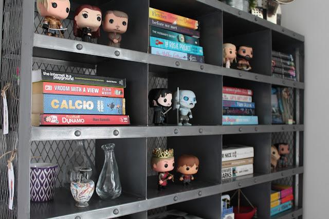Sorting Desk - Maison Du Monde - Bookshelf