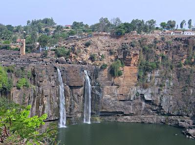 Waterfall of india