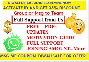 Pearlvineguide Diwali Offer