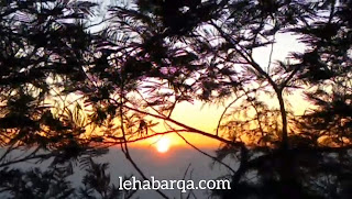 Sunrise dan Sunset Terbaik di Pulau Jawa - Bali