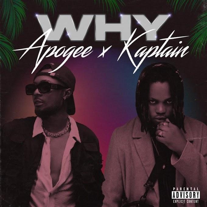 """Music:Apogee X Kaptain – """"Why"""""""