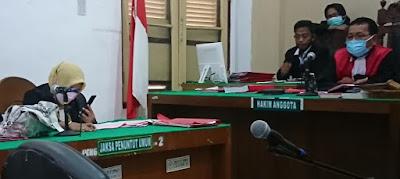 Ditresnarkoba Polda Sumut Amankan Warga Kareung Bawa 695 Gram Sabu ke Lampung, M Yusuf Dituntut 13 Tahun Penjara