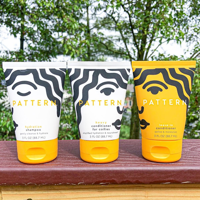 Pattern beauty natural hair care line