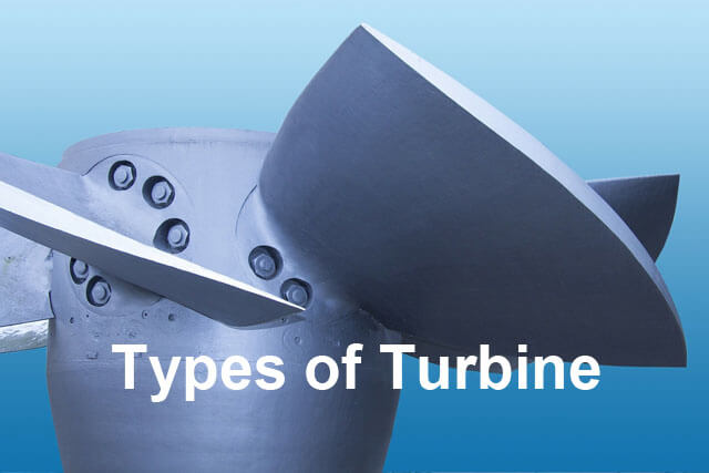 Types Of Turbines - Impulse and Reaction, Axial and Radial, Ceramic